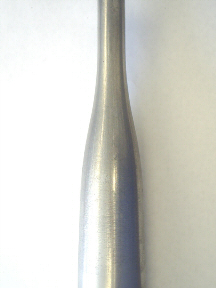 Sample of furniture leg
